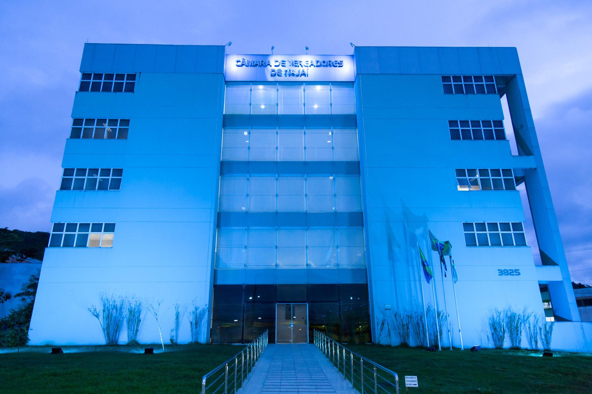 Câmara de Itajaí realiza Ação Social Novembro Azul