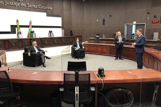 Concursos públicos do Poder Judiciário de SC devem ser retomados no 1º semestre de 2021