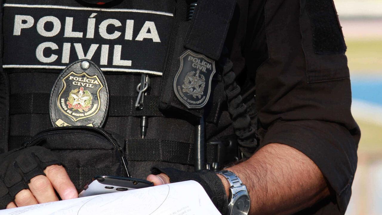 Adepol e Adjori firmam parceria pela valorização da Polícia Civil de SC