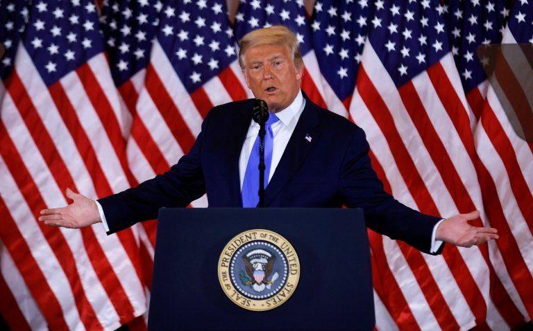 Eleições nos EUA: Trump diz que já ganhou e que vai à Justiça contra 'fraude'