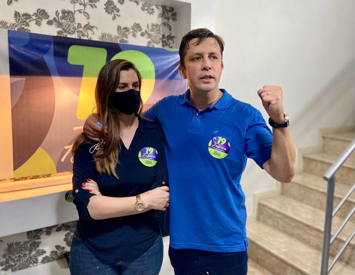 Fabrício  Oliveira reeleito prefeito de Balneário Camboriu
