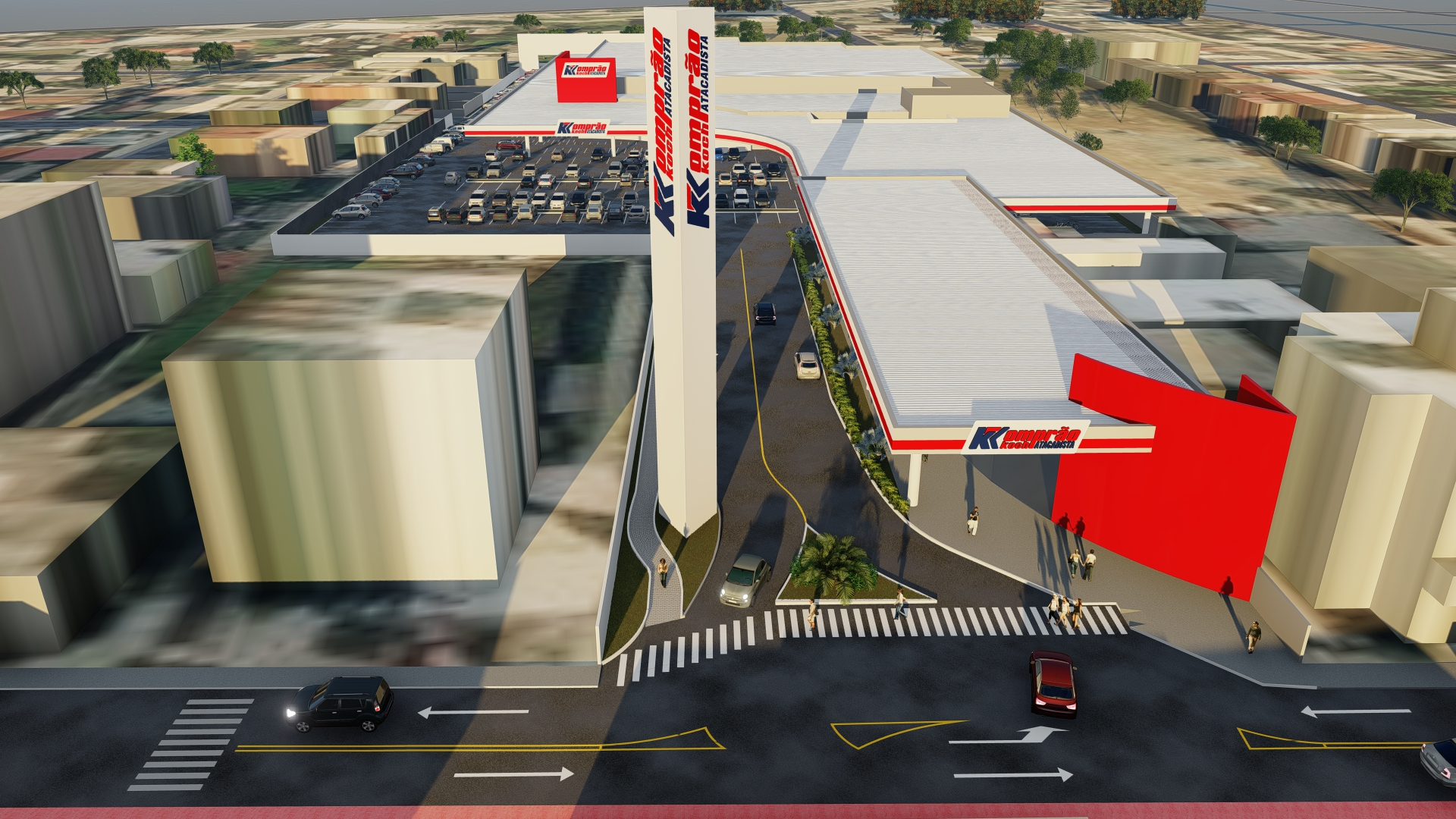 Grupo Koch anuncia mudanças em uma de suas lojas do varejo em Navegantes