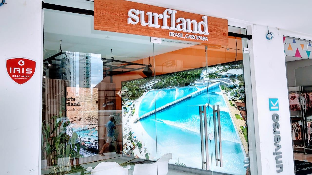 Surfland Brasil retoma atividades de lojas conceito no litoral catarinense