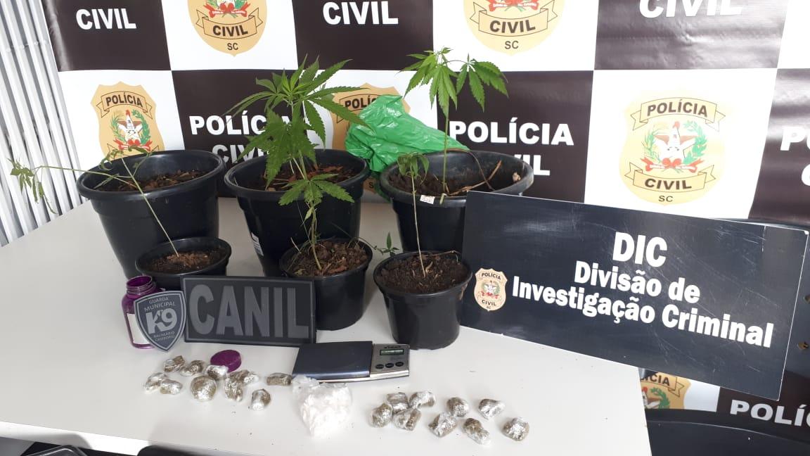 Guarda Municipal e Polícia Civil realizam operação de combate ao tráfico
