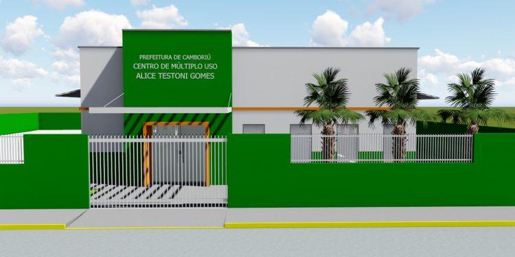 Prefeitura inicia obra de reforma do Centro de Múltiplo Uso