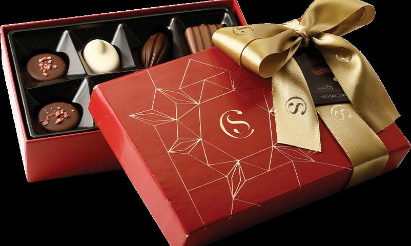 Cacau Show traz presentes especiais para celebrar o Natal e Ano Novo