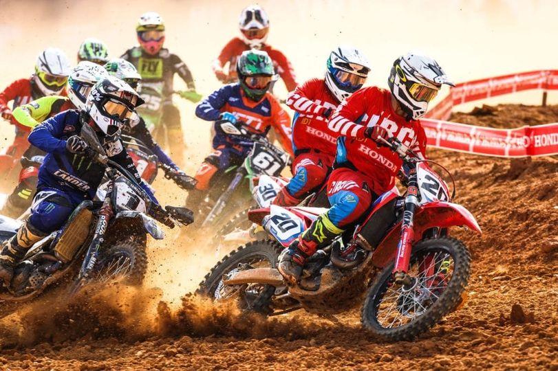 Copa Verão de Motocrosse define programação