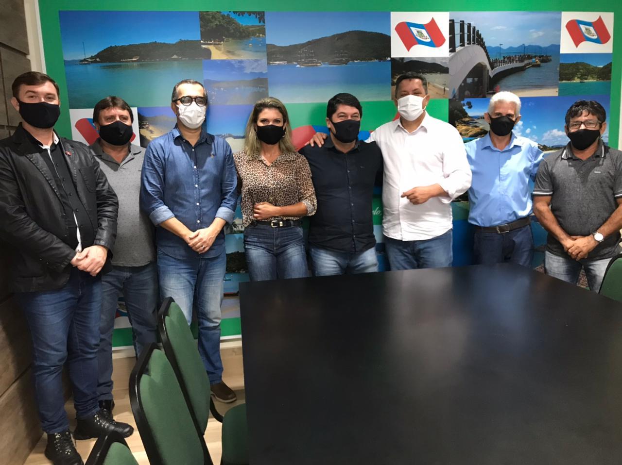 Porto Belo recebe Emenda Parlamentar do deputado Ivan Naatz