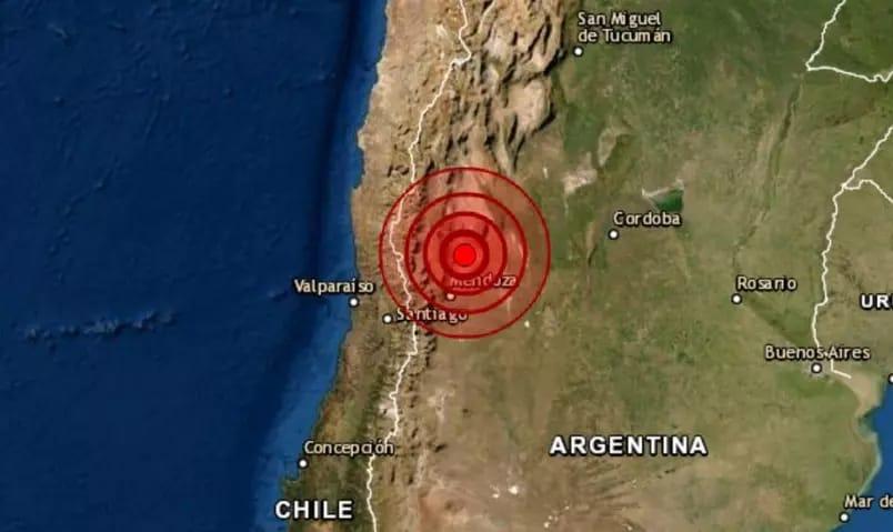 Terremoto é sentido em várias regiões da Argentina