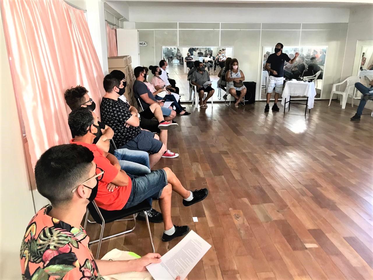 Conselho de Cultura apresenta metas de 2021 aos Vereadores