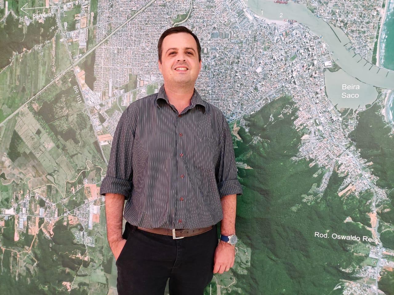 Porto de Itajaí: Fábio da Veiga assume a Superintendência
