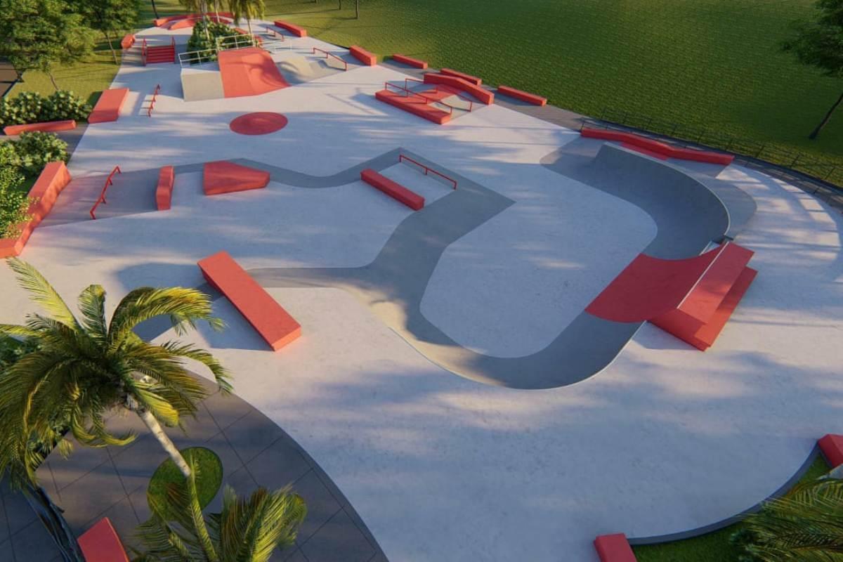 Prefeito recebe pedido de construção de pista de skate em Tijucas