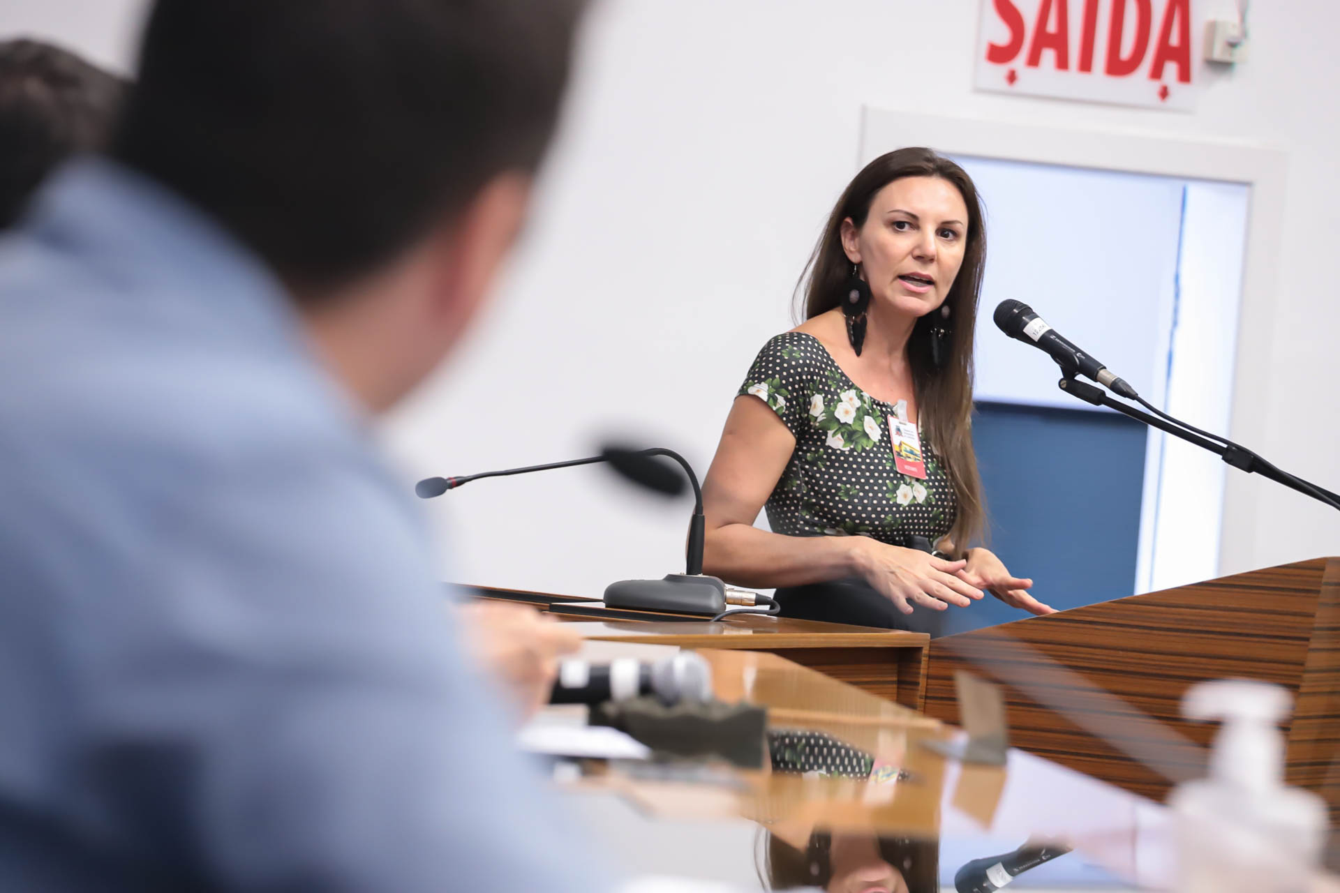 Secretária de Meio Ambiente apresenta mudanças nos licenciamentos