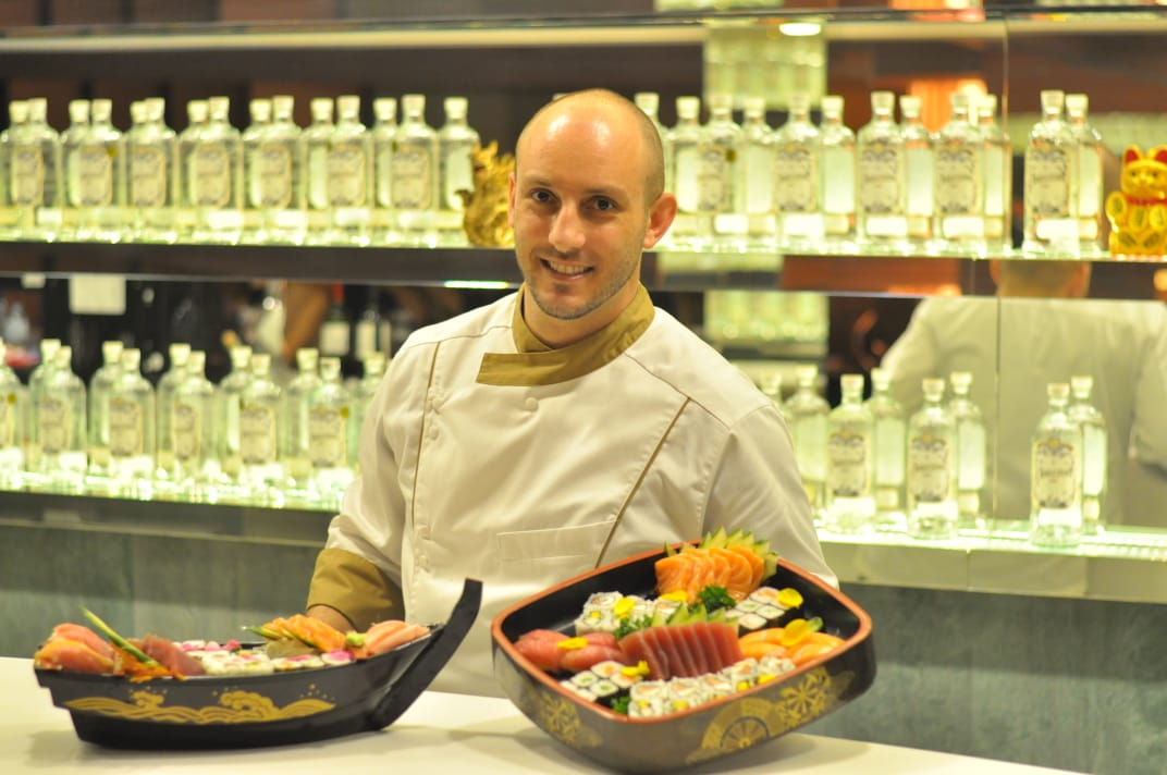 Kaitô Lounge Sushui abre no Plaza Boulevard Itapema