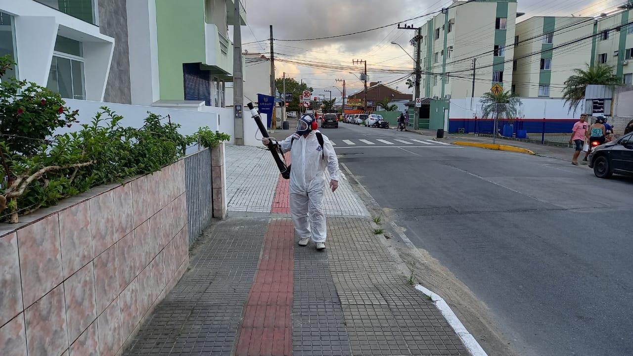 Itajaí registra primeiro caso de dengue autóctone de 2021