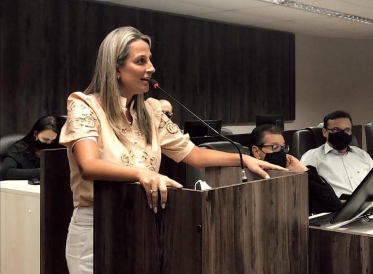 Vereadora Juliana Pavan cobra do Governo do Estado a Base Avançada dos Bombeiros no bairro São Judas