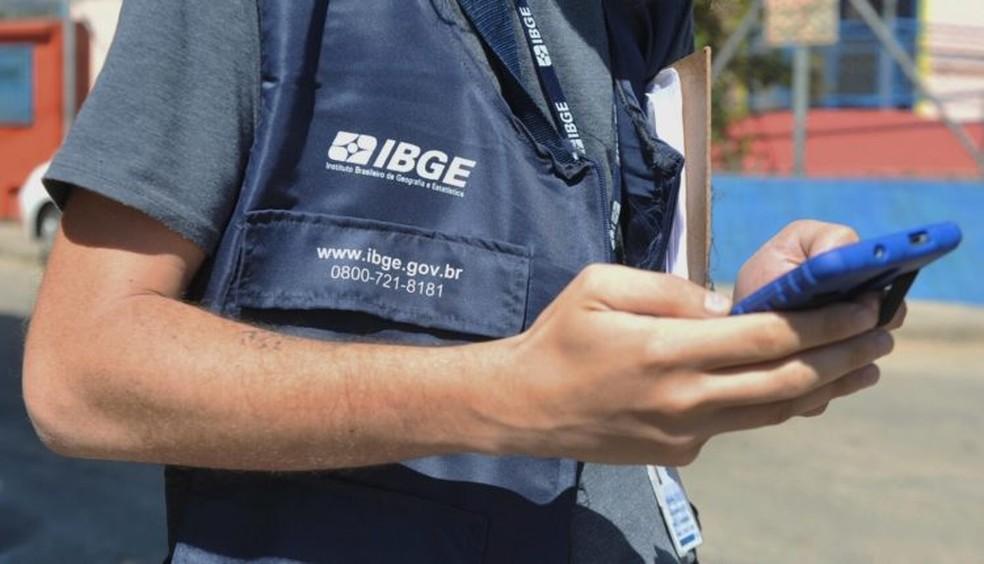 IBGE publicou os editais para contratação temporária para o Censo 2021