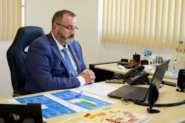 OAB ativa primeiro parlatório virtual para advogados no Presídio Masculino de Itajaí