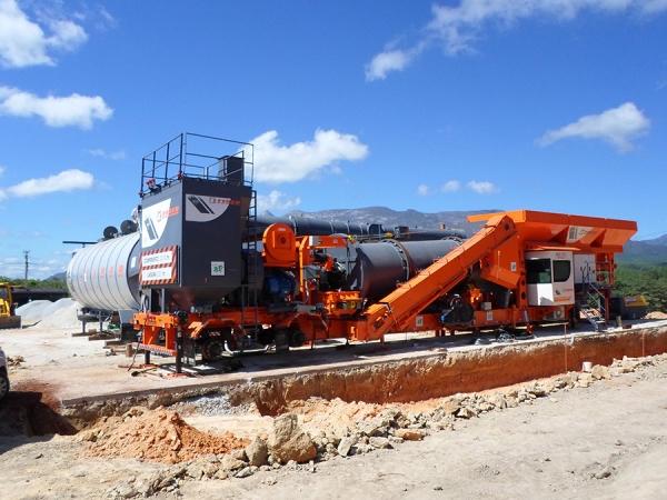 Desenvolvimento regional: Governo do Estado vai implantar usina de asfalto na região da Amurel