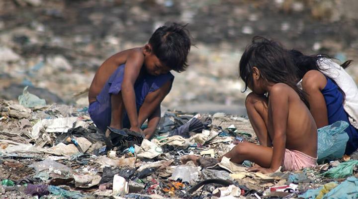 Em média 15 pessoas morrem por dia de fome no Brasil