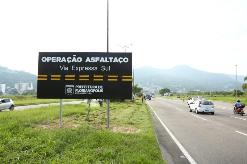 Infraestrutura: Prefeitura inicia transformação da Via Expressa Sul