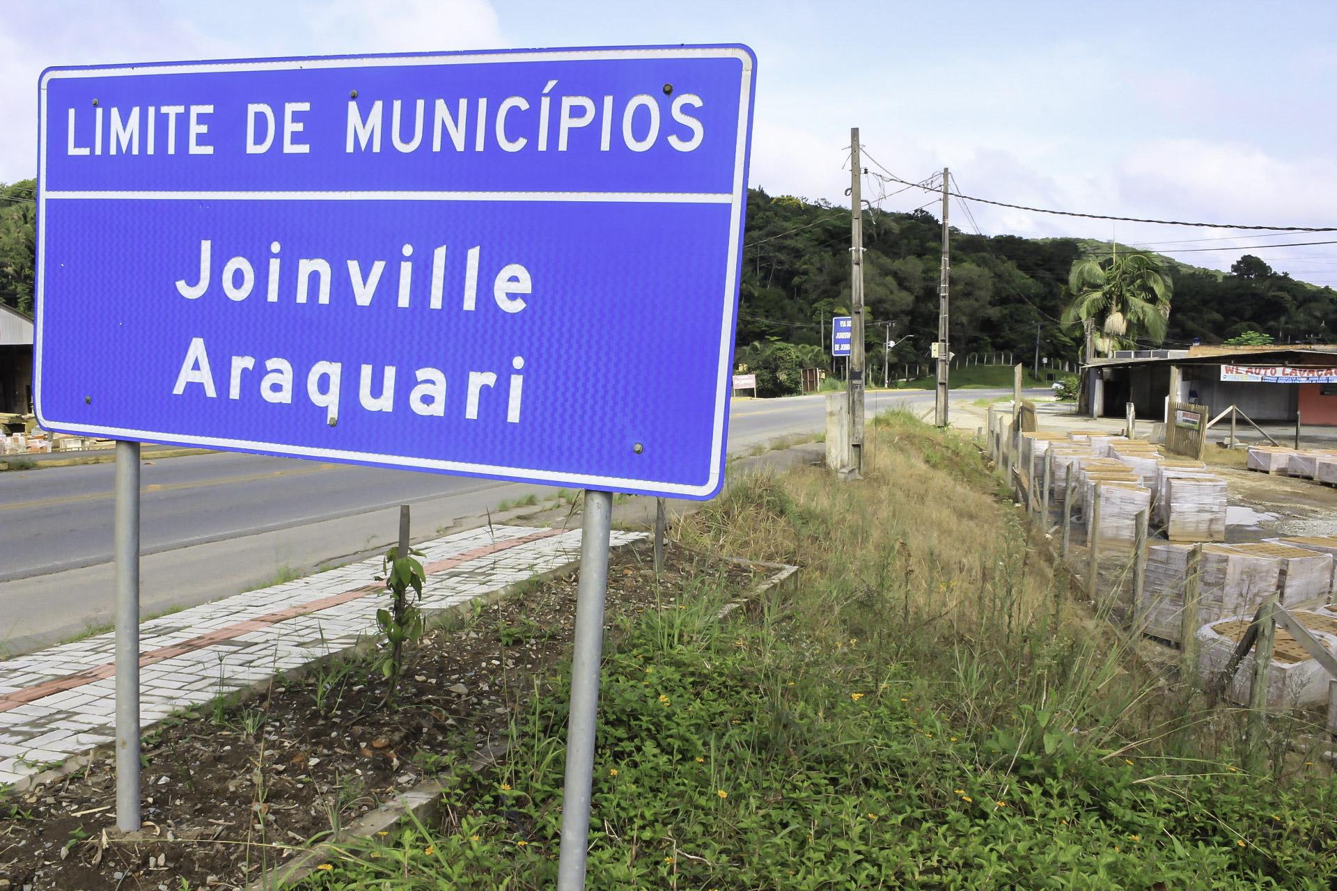 Região Metropolitana de Joinville: sairá do papel?