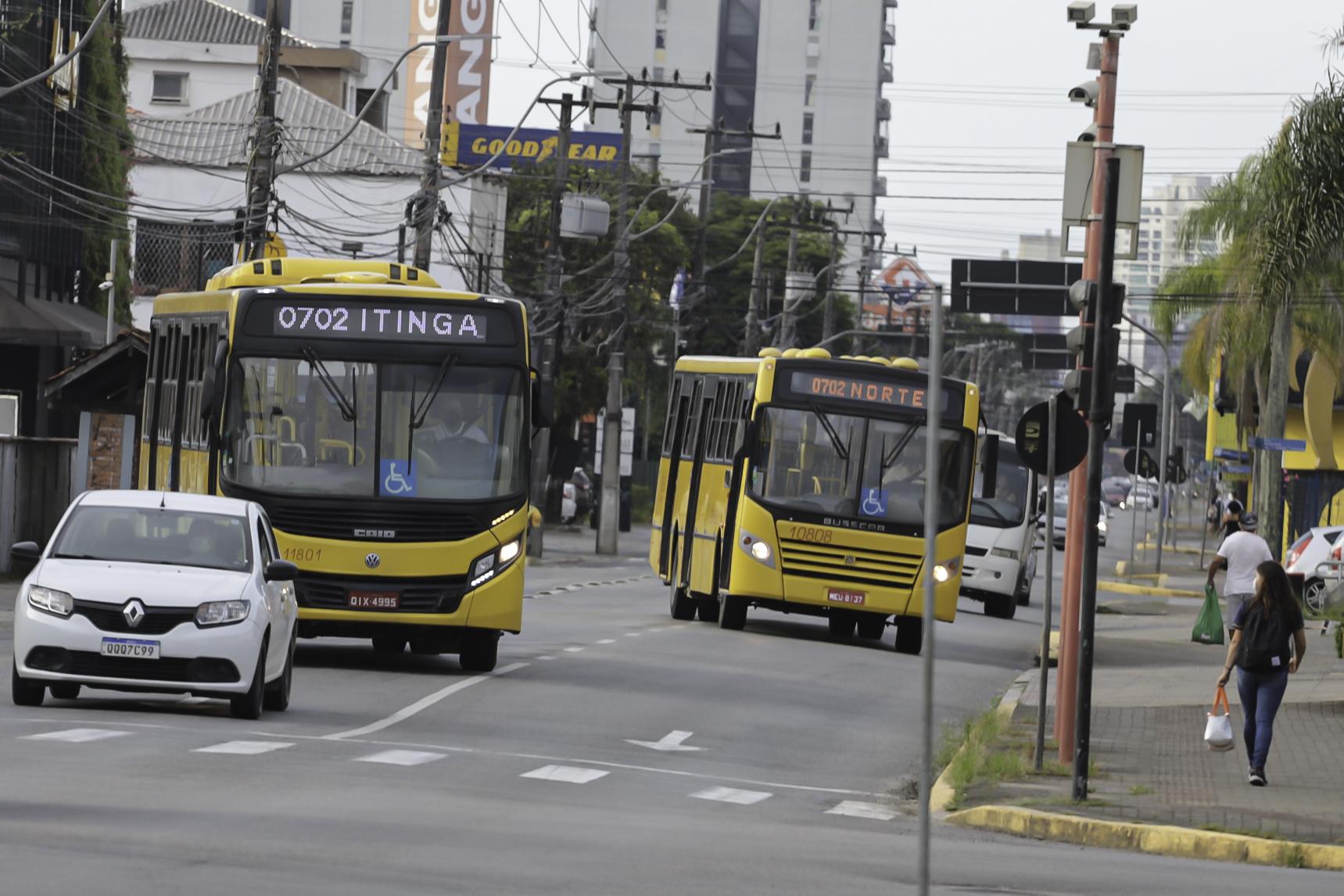 Transporte integrado seria benefício à Região Metropolitana de Joinville