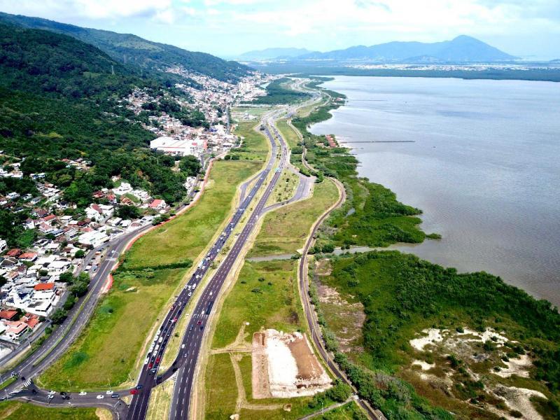 Prefeitura de Florianópolis comemora 348 anos com novo pacote de obras