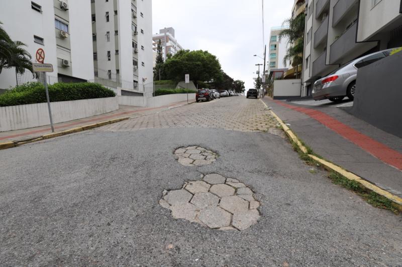 Florianópolis com Trânsito Interrompido: a medida se faz necessária devido às obras da Operação Asfaltaço
