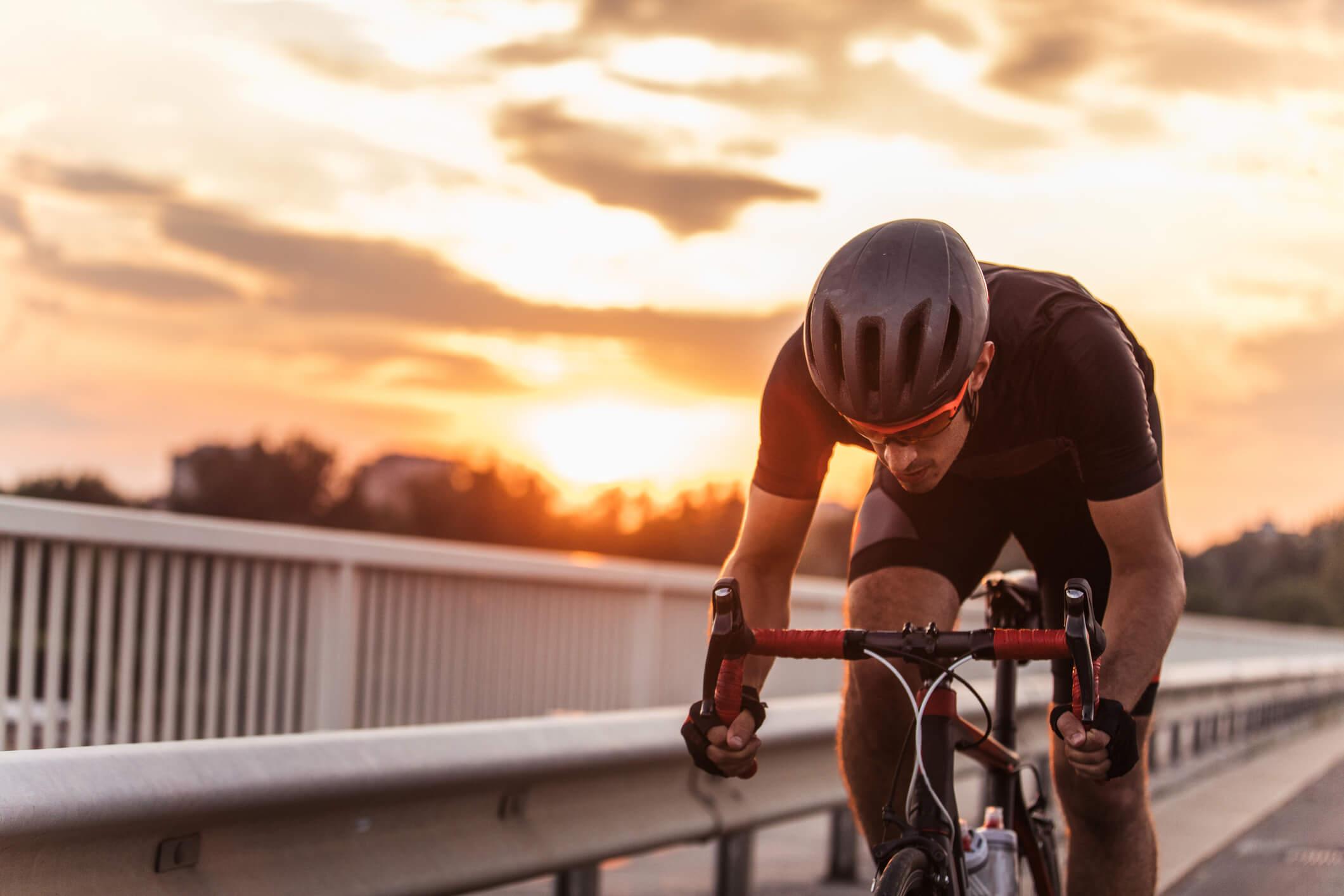 Desafios virtuais de ciclismo ocorrem neste mês