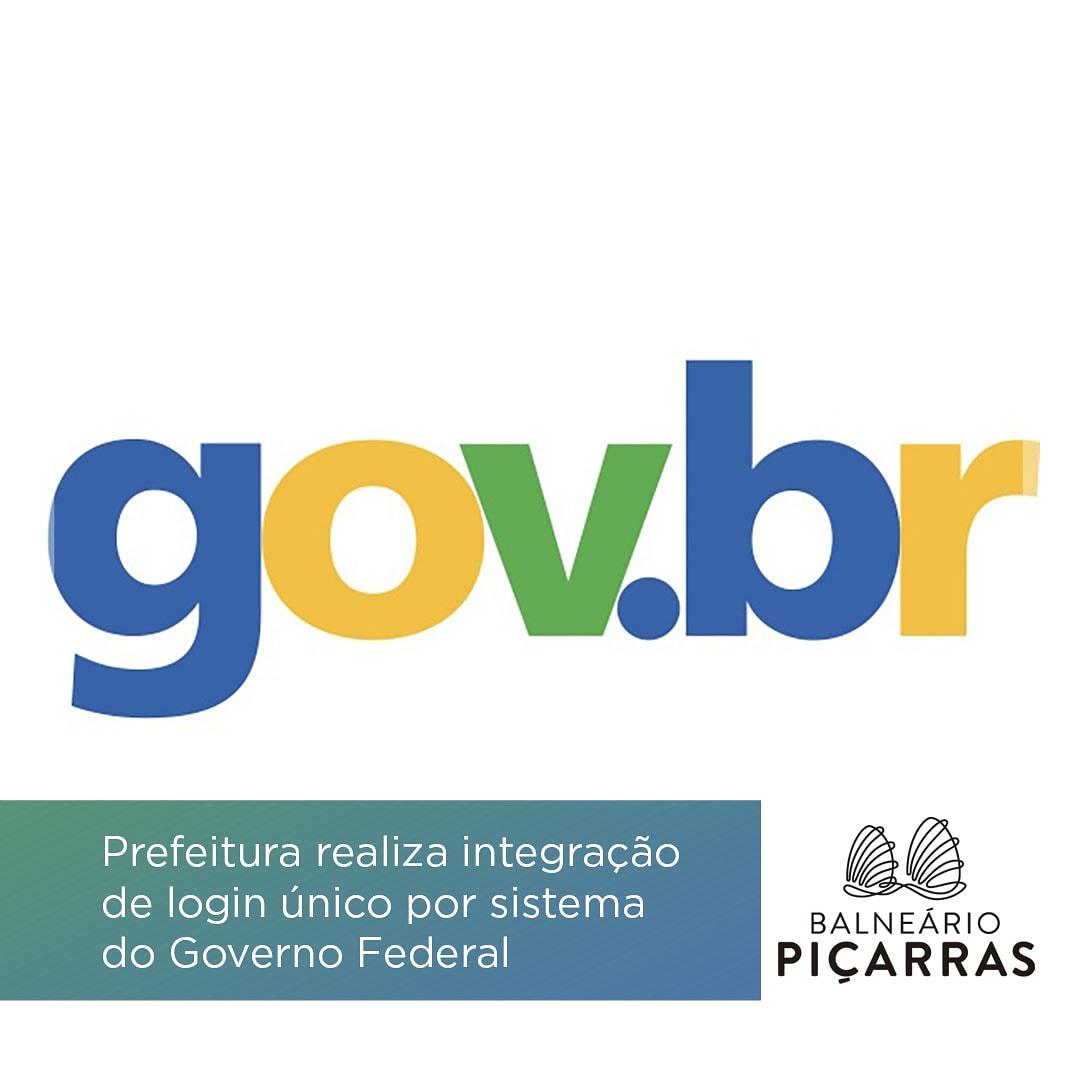Prefeitura realiza integração de login único por sistema do Governo Federal