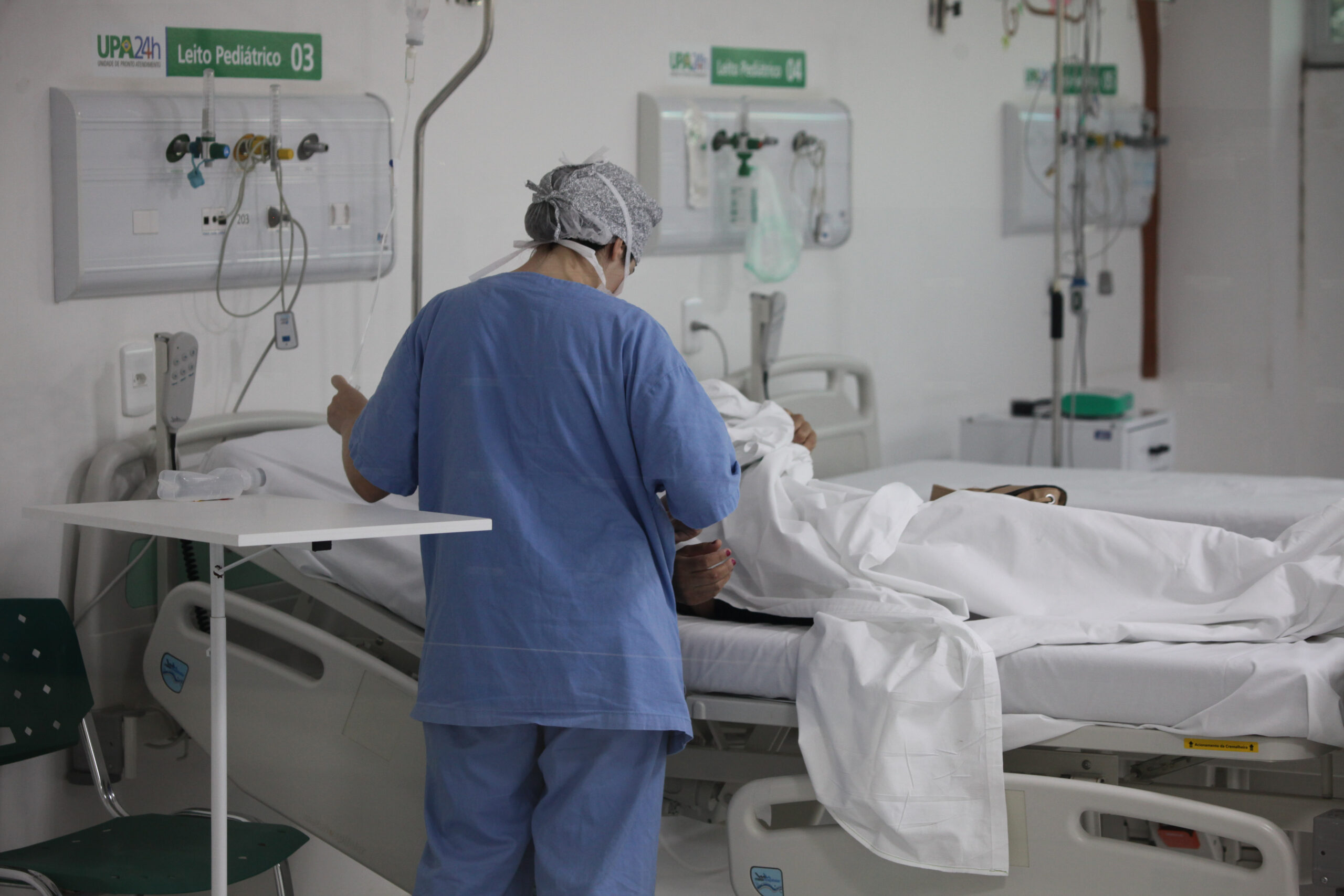 Itajaí: Luta contra pandemia e pela saúde completa um ano