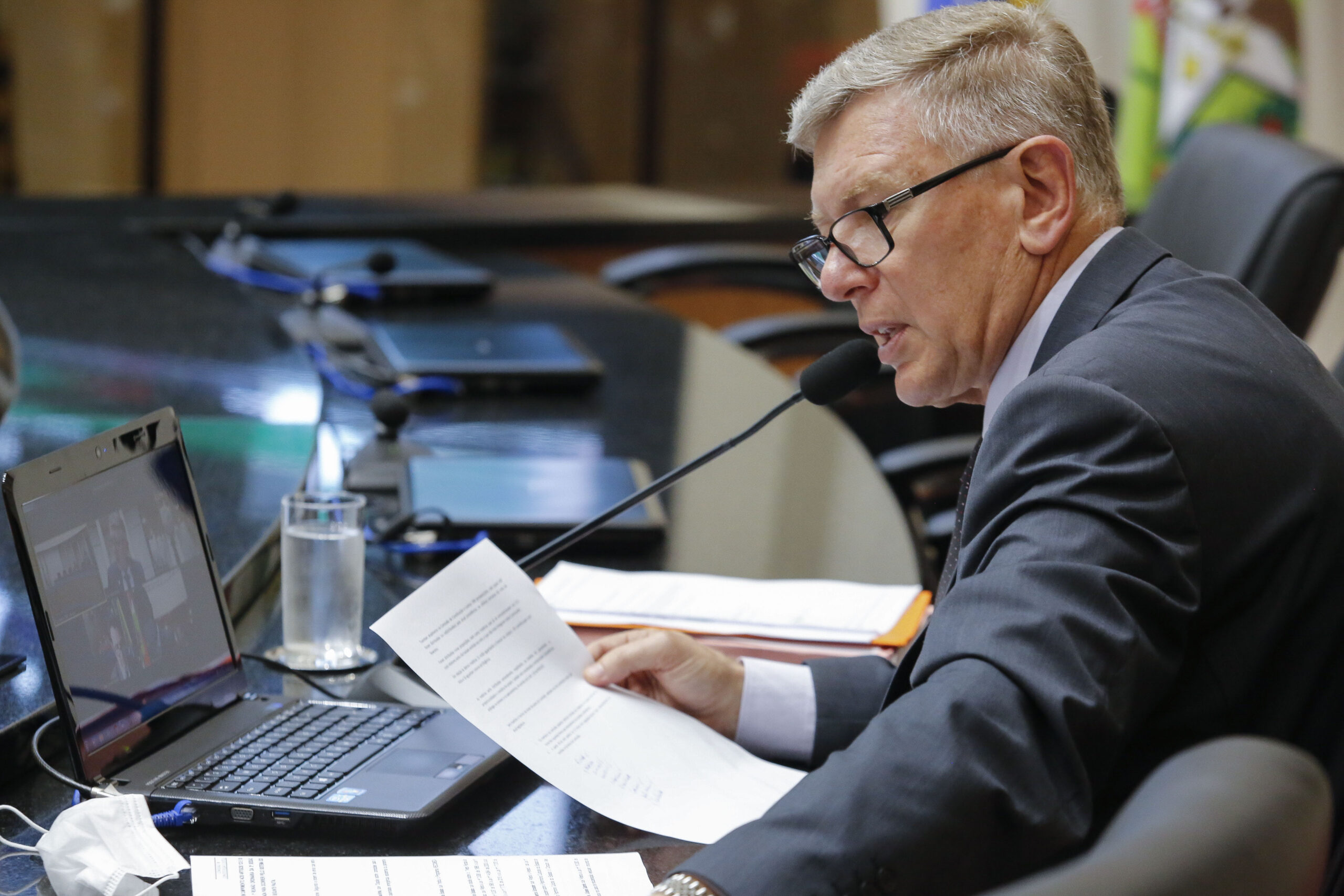 Projeto de lei permite isenção de imposto na compra de vacina contra a Covid-19 em SC