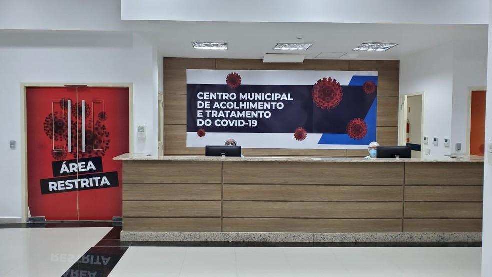 Balneário Camboriú: Centro de Acolhimento e Tratamento do Coronavírus completa um ano