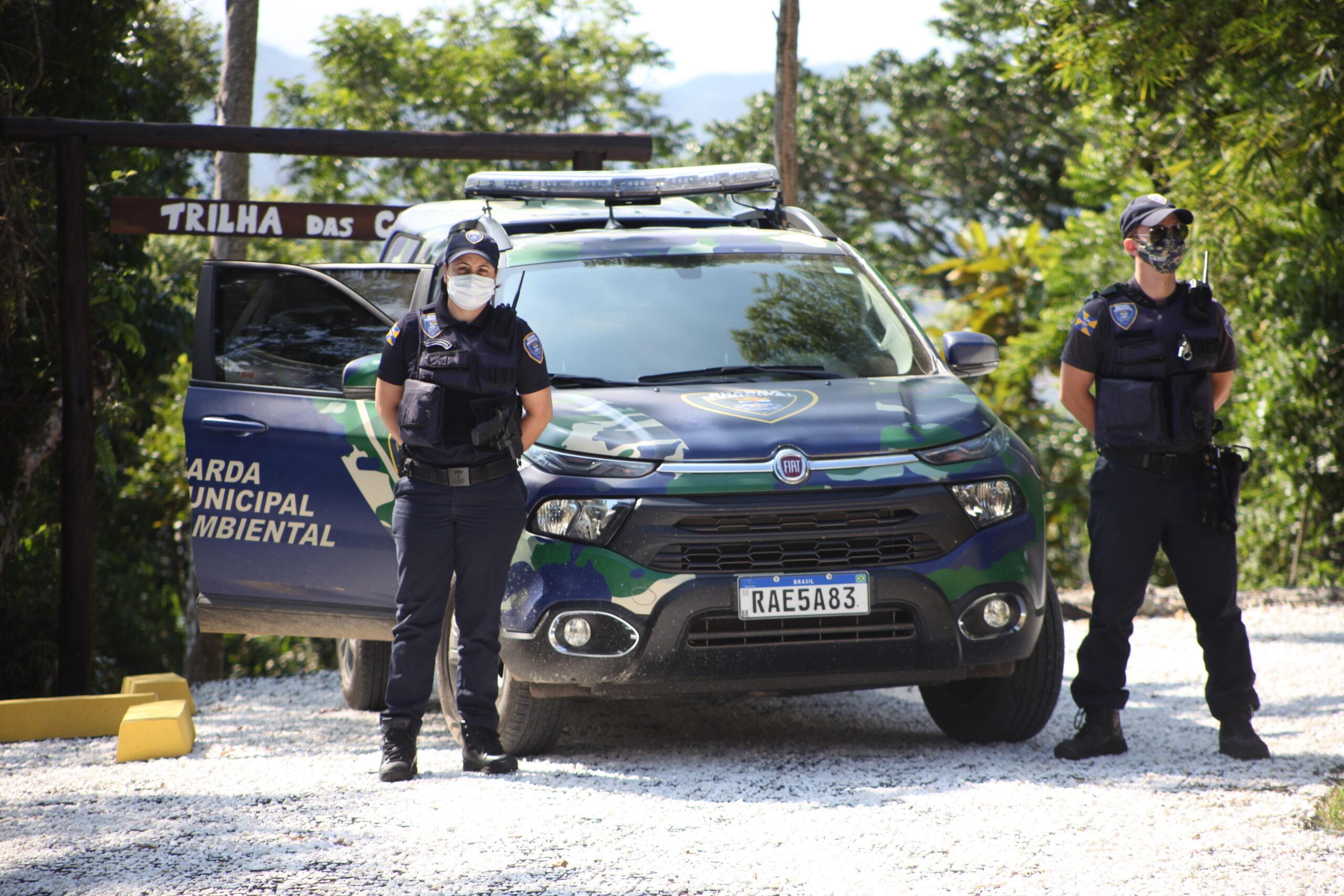 Itajaí: Guarda Ambiental completa um ano de atuação