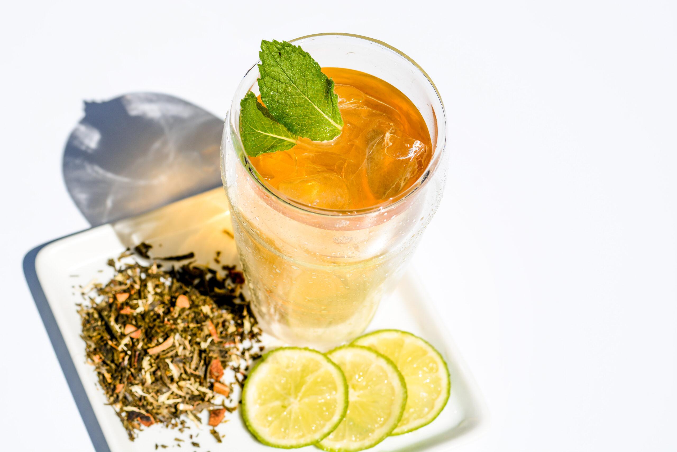 Cinco receitas de drinks com chá