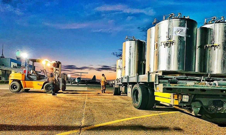 Anvisa: Capacidade de produção de oxigênio por empresas aumentou em até 200%