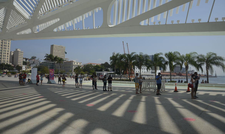 Museu do Amanhã, MAR e MAM fecham por três semanas, no Rio de Janeiro