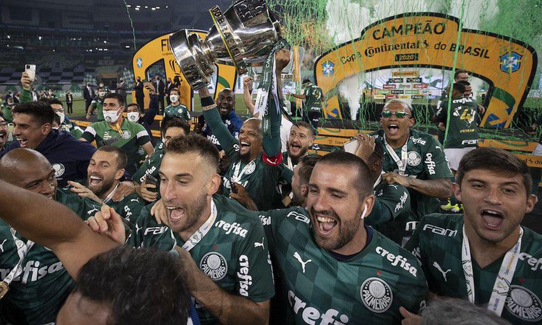 Palmeiras derrota Grêmio e conquista o tetra na Copa do Brasil 2020