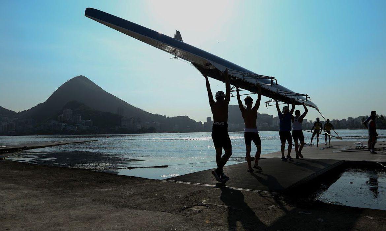 Depois do Pré-Olímpico, Rio de Janeiro recebe Sul-Americano de Remo
