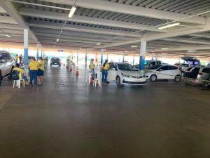 Havan disponibiliza estacionamentos para vacinação contra covid-19