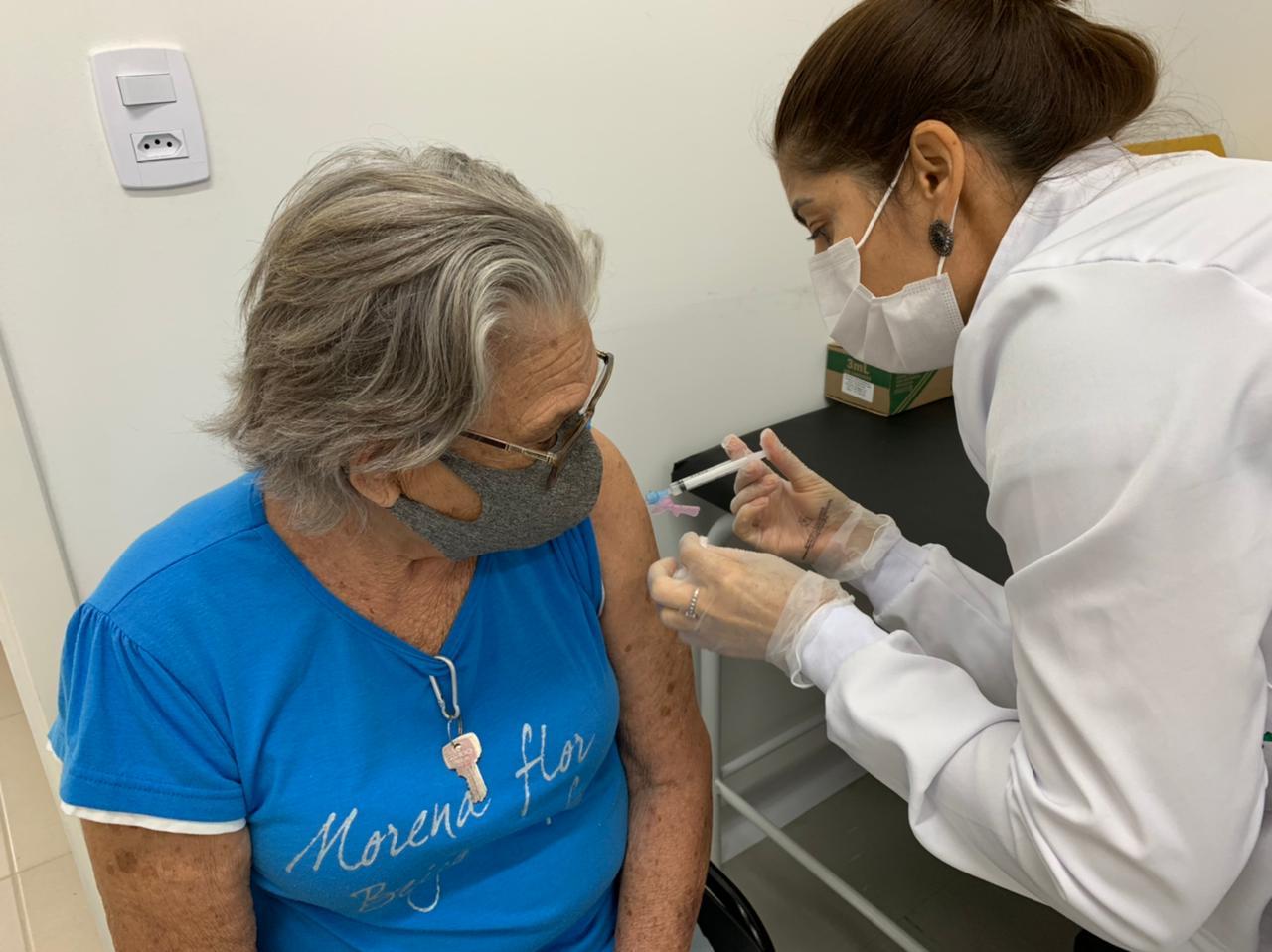 Itapema realizará testagem e vacinação contra o coronavírus neste fim de semana