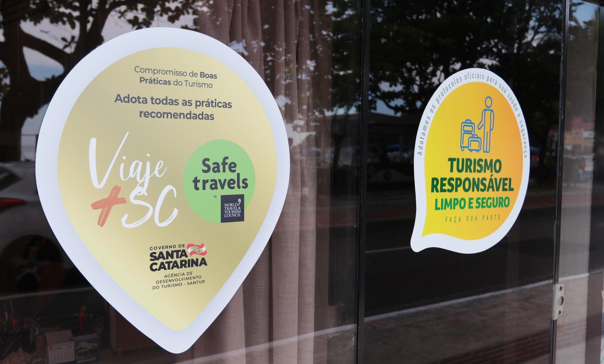 Santur reforça importância do selo Viaje+Seguro diante de feriadões antecipados
