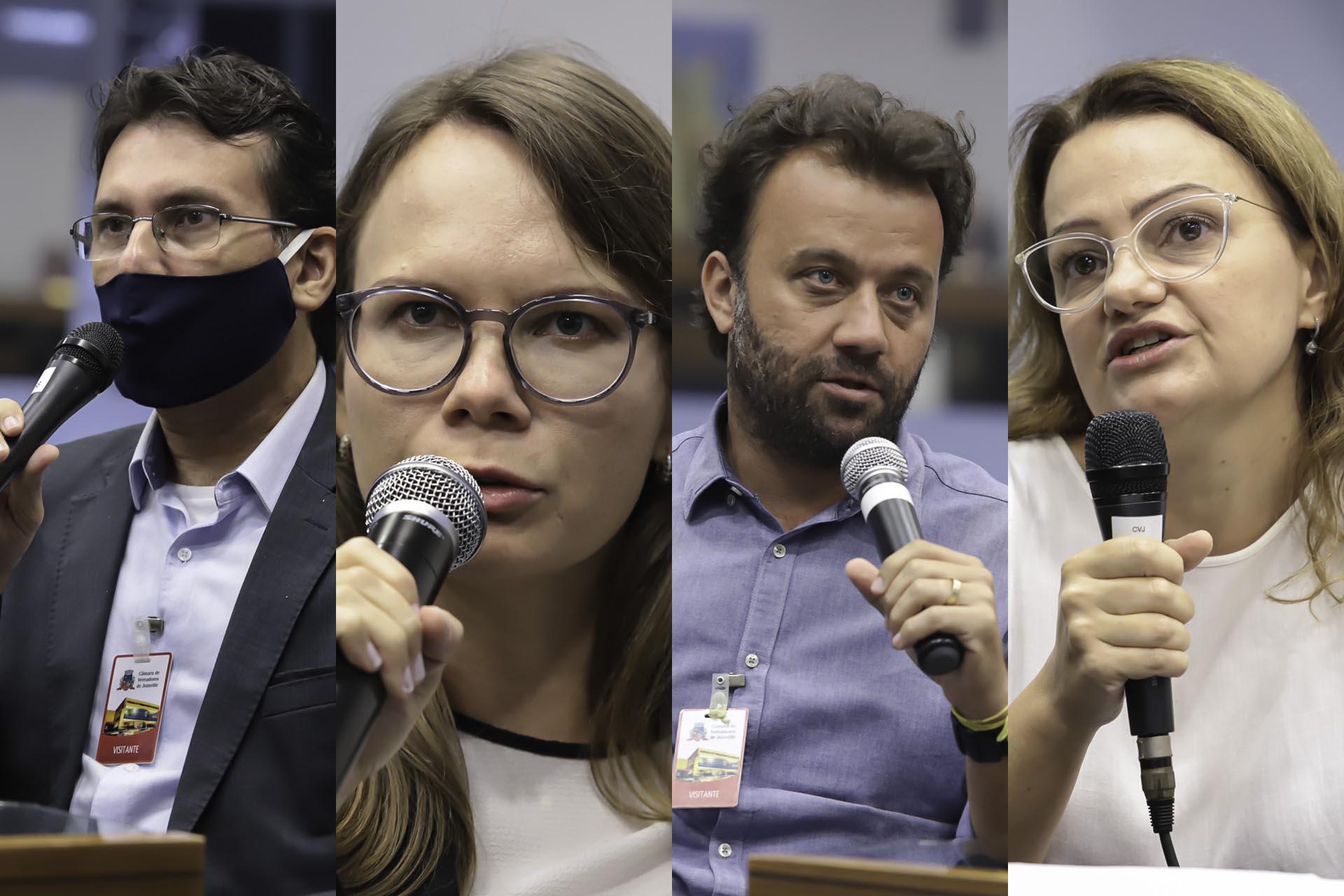 CPI do Rio Mathias: ex-funcionários da Águas de Joinville não dão as respostas esperadas