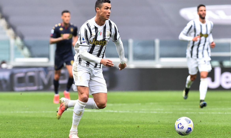 Cristiano Ronaldo passa em branco, mas Juventus vence no Italiano