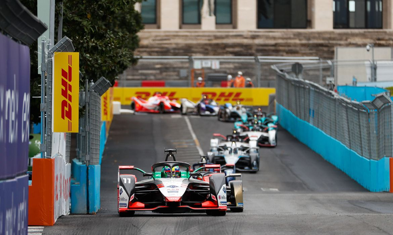 Após Di Grassi abandonar, francês Jean-Éric Vergne vence na Fórmula E