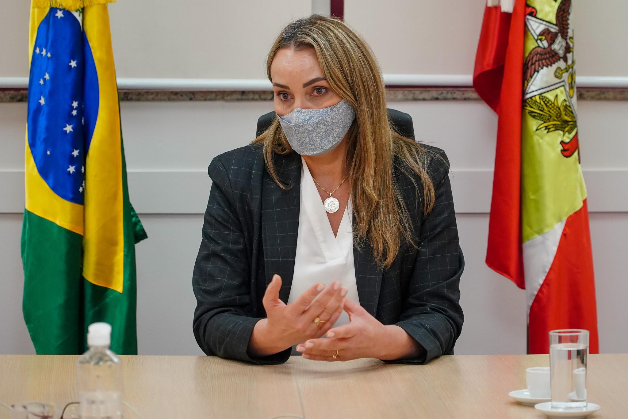Setor de Eventos quer Trabalhar: Daniela Reinehr recebe demandas do setor de eventos e determina análise do Coes