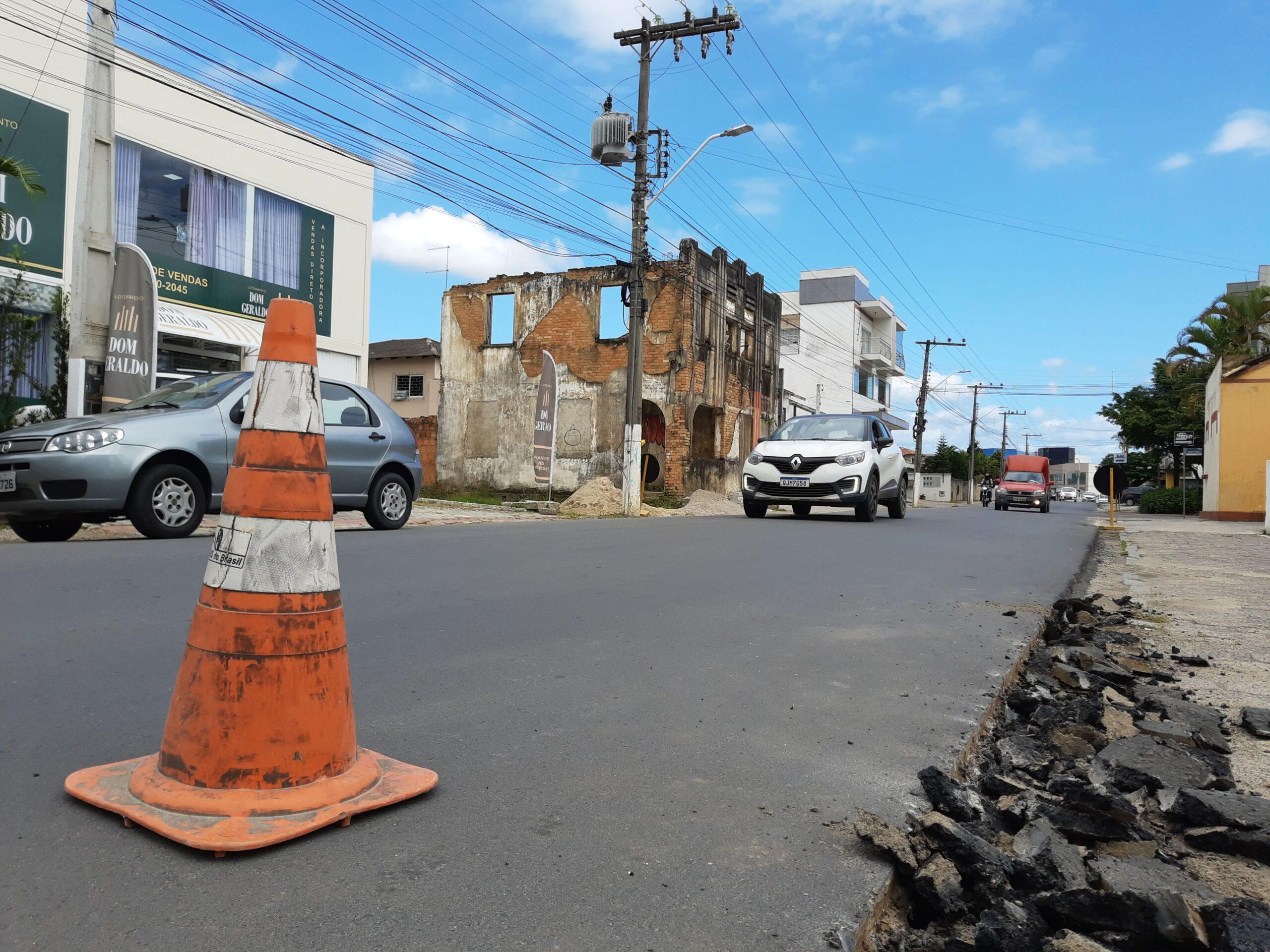 Vereador pede atenção à sinalização da Avenida Beira Rio durante as obras