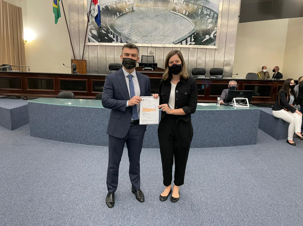 """""""Menos Brasília, mais Alagoas, mais Brasil"""": deputado Bruno Souza busca apoio em Alagoas para tornar os estados mais autônomos"""