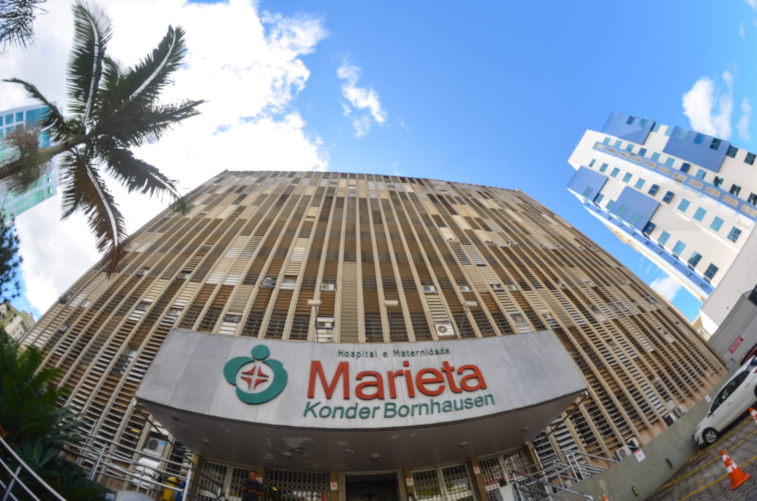 Novos LEITOS: Hospital Marieta chega a 80 leitos de UTI para pacientes com Covid-19
